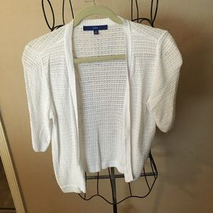 🎉Cropped open light weight cardigan size medium🎉